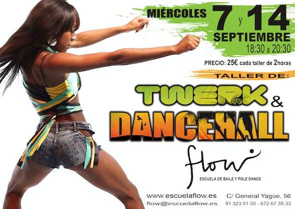 Twerk & Dancehall