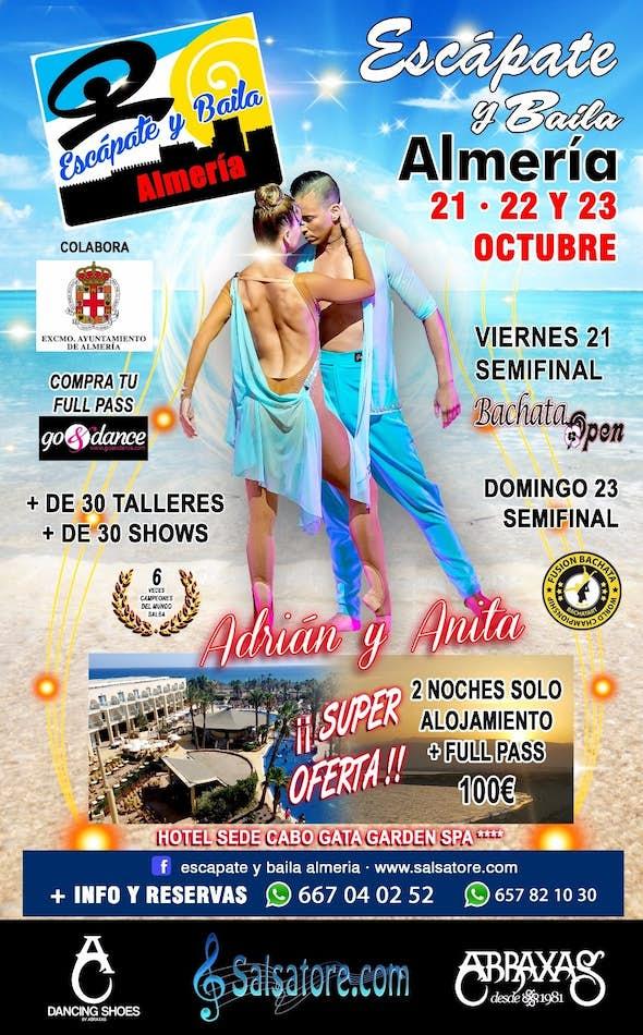 Escápate y Baila Salsatore Almería