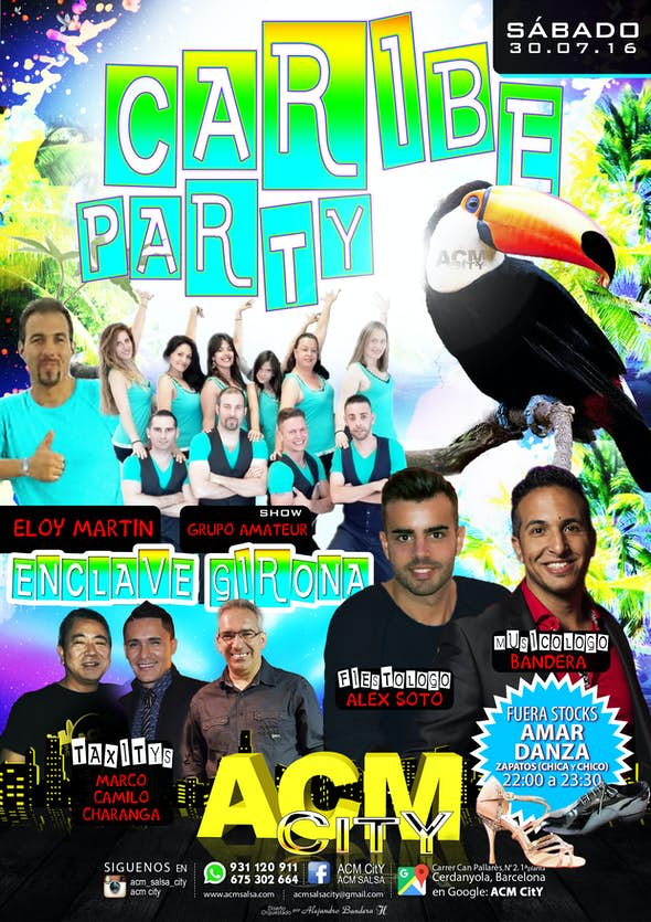 CARIBE PARTY