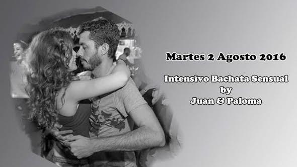 Bachata Sensual Workshop by Juan & Paloma