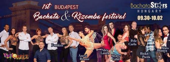Budapest Bachata & Kizomba Festival 2016 (1ª Edición)