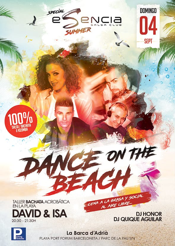 Special eSencia Summer: Dance on the Beach
