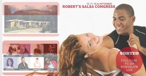 Robert's Salsa Congress 2016 (1ª Edición)
