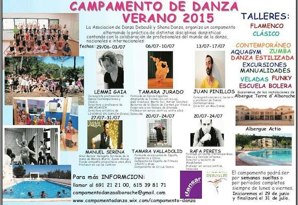 Summer Dance Camp for kids