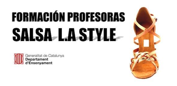TEACHERS TRAINING STYLE SALSA LOS ANGELES Informative Talk