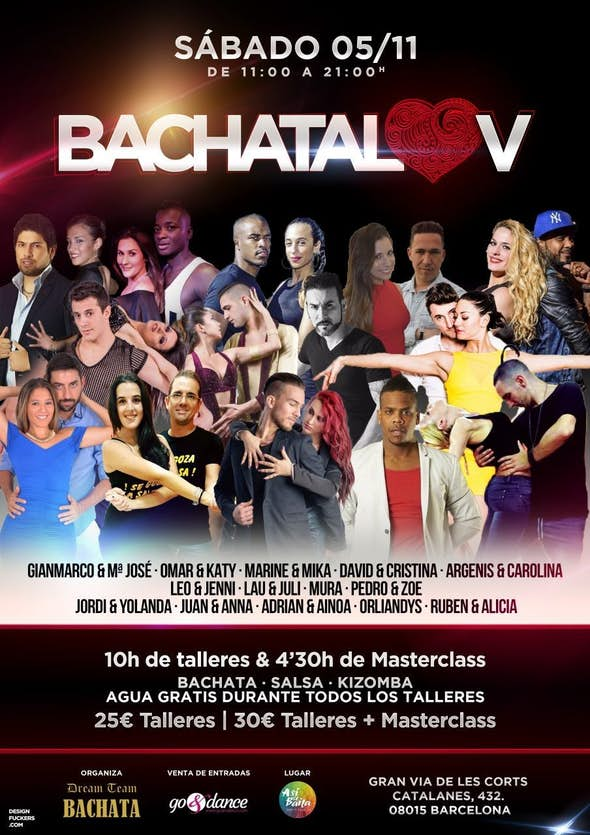 BachataLov - 5 Noviembre 2016