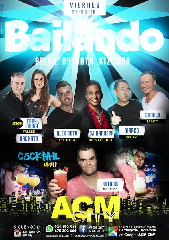 Viernes: BAILANDO