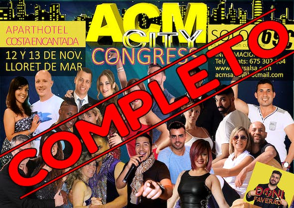 ACM City Congress 2016