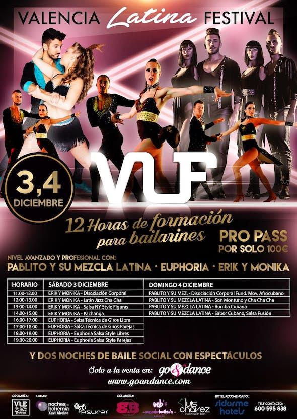 Valencia Latina Festival 2016