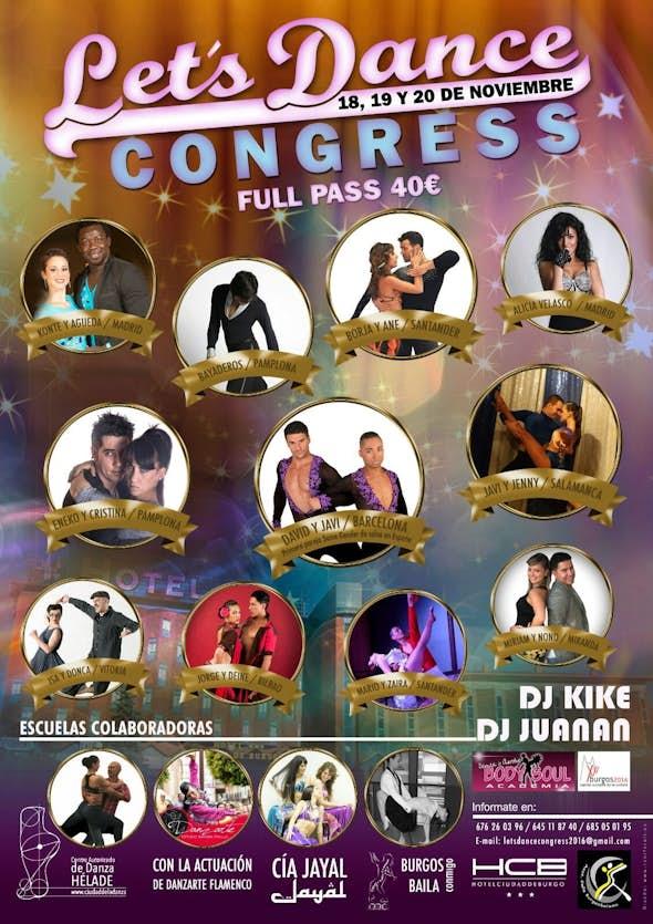 Let's Dance Congress 2016 (1ª Edición)