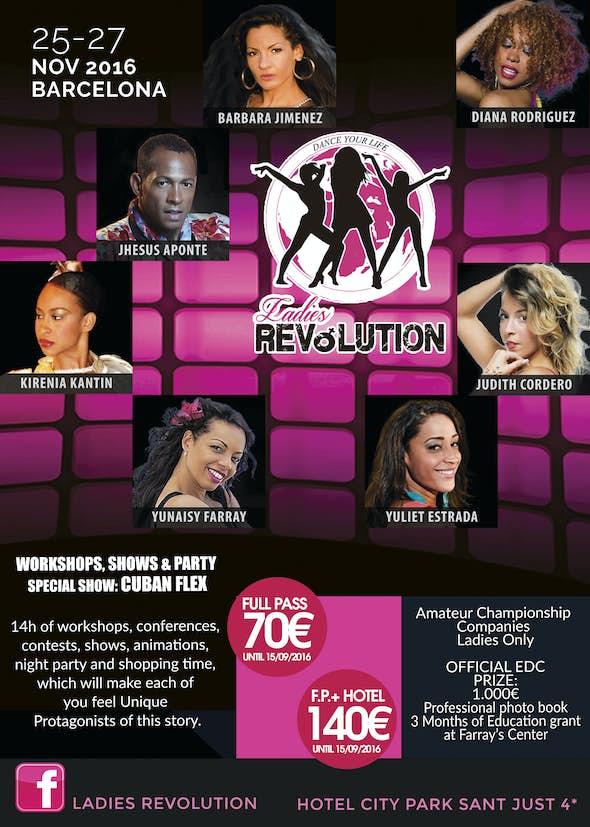Ladies Revolution 2016 (2ª Edición) - Ladies Bootcamp