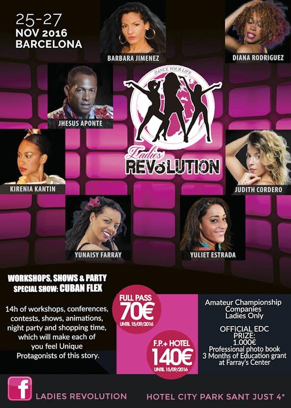 Ladies Revolution 2016 (2nd Edition) - Ladies Bootcamp