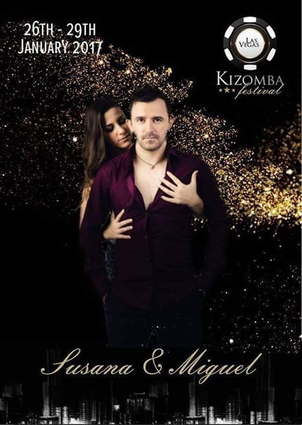 Las Vegas Kizomba, Bachata and Zouk Festival 2017 (4ª Edición)