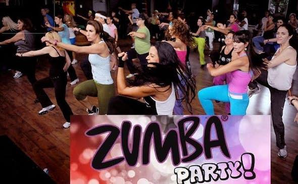 Zumba Party!