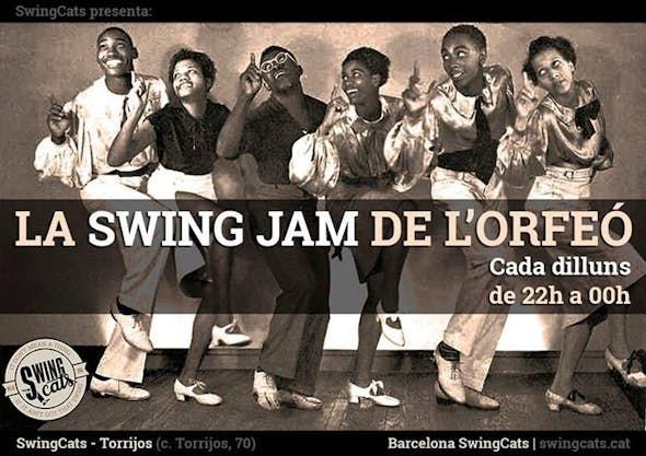 La Swing Jam de l'Orfeó