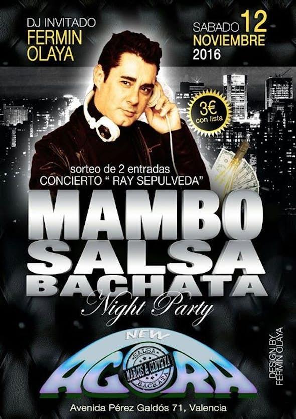 Mambo, Salsa & Bachata Night