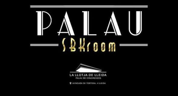 PALAU SBK Room - Saturday 19th NOV