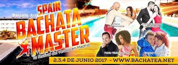 Spain Bachata Masters 2017