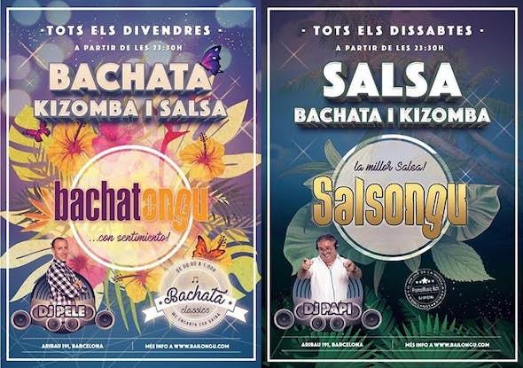 Bachatongu and Salsongu 18th and 19th of November