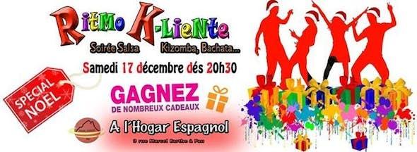 """Ritmo K-Liente """"Spécial Noël"""""""