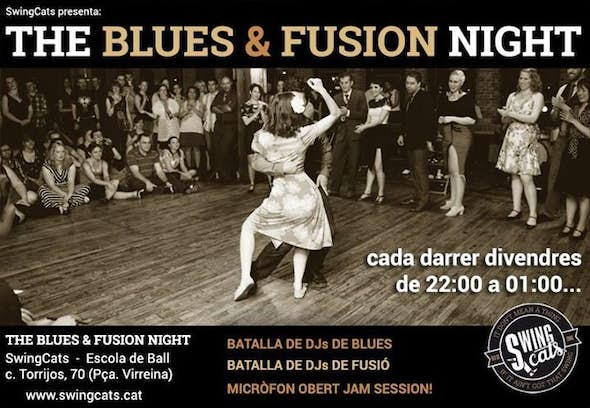 The Blues & Fusion Night