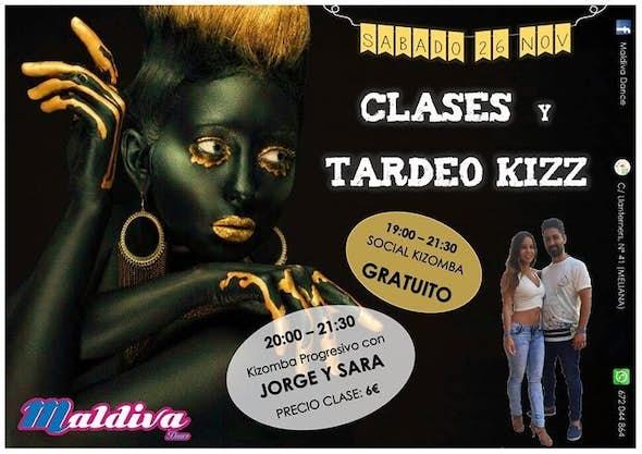 Tardeo kizz + dance classes