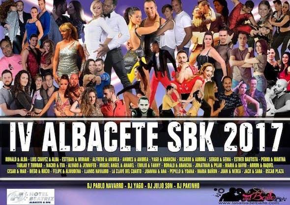 Albacete SBK 2017 (4th Edition)
