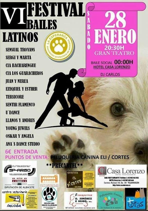 Los Guaracheros estarán en VI Festival Latino de Villarrobledo