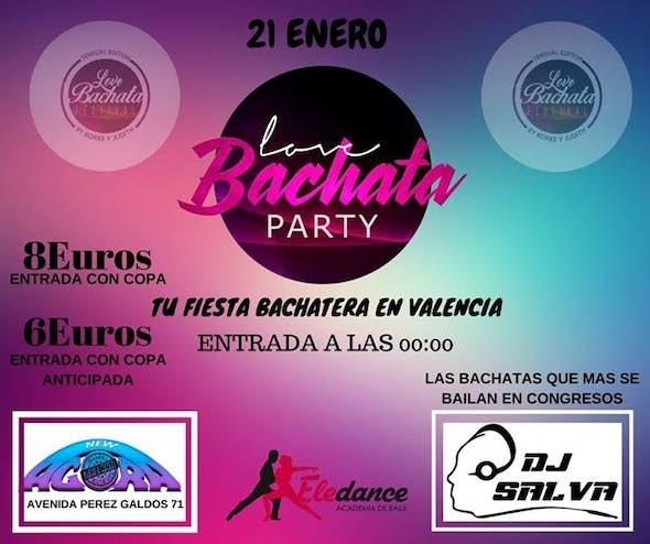 Love Bachata Party 21 Enero