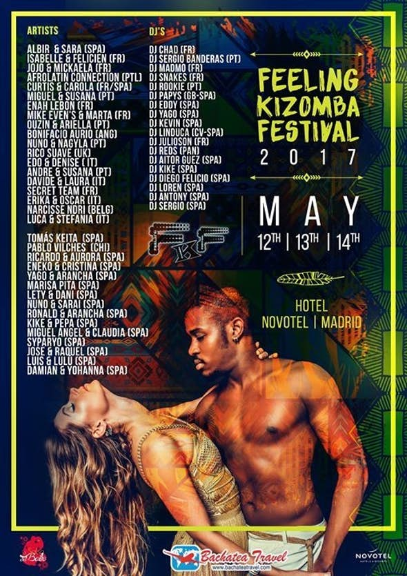 Feeling Kizomba Festival 2017