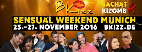 BKizz - Bachata & Kizomba - Sensual Weekend Munich