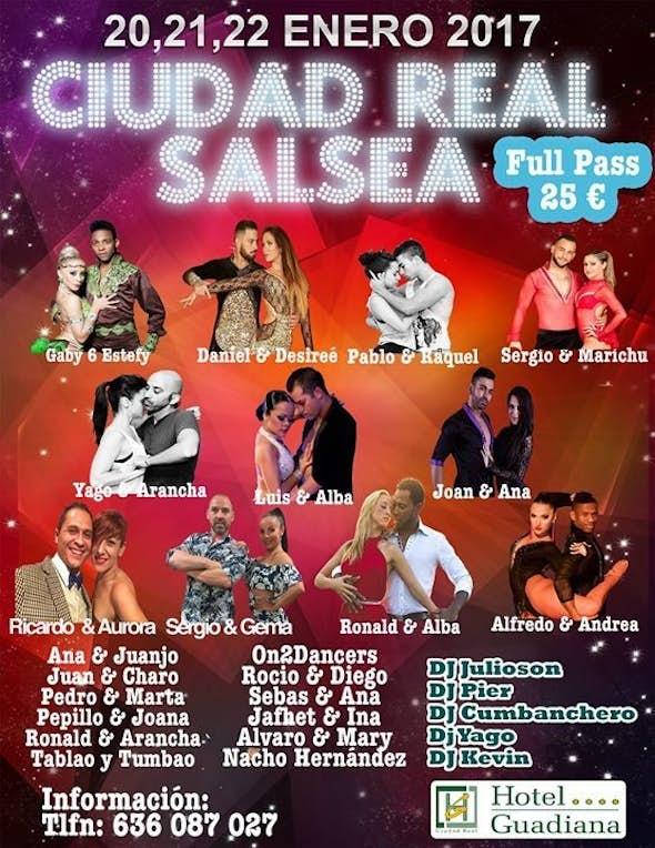 Ciudad Real Salsea 2017 (VII Edition)