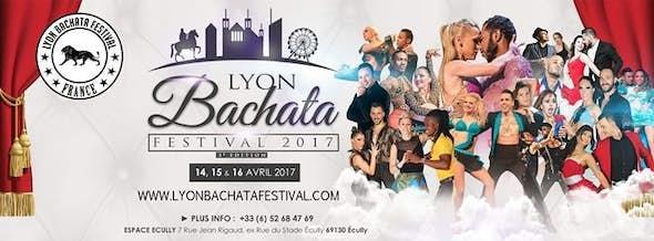 Lyon Bachata Festival Salsa and Kizomba Festival 2017
