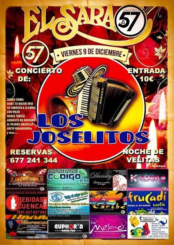 La 57 Los Joselitos concert