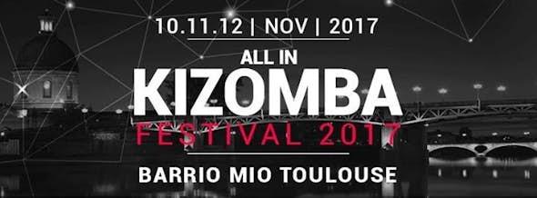 All in Kizomba Festival Toulouse 2017 (2ª Edición)