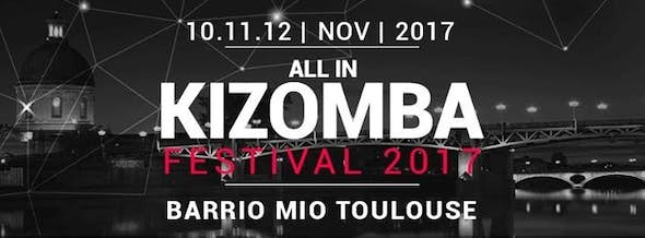 All in Kizomba Festival Toulouse 2017 (2nd Edition)