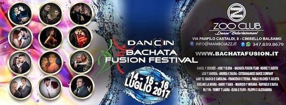 Dancin Bachata Fusion Festival 2017 (4th Edition)