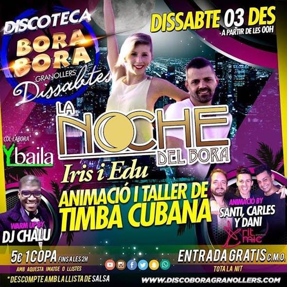 Fiesta Salsera LA NOCHE