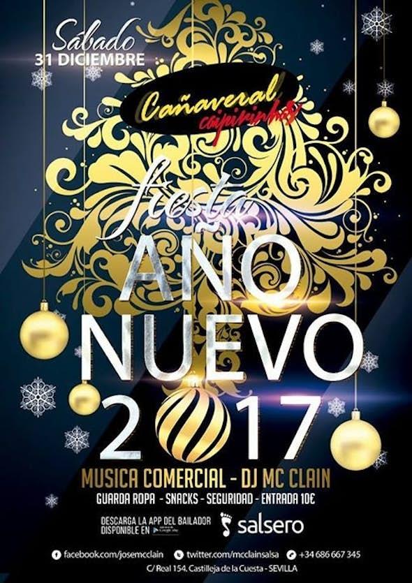 Fiesta de Año Nuevo en Cañaveral