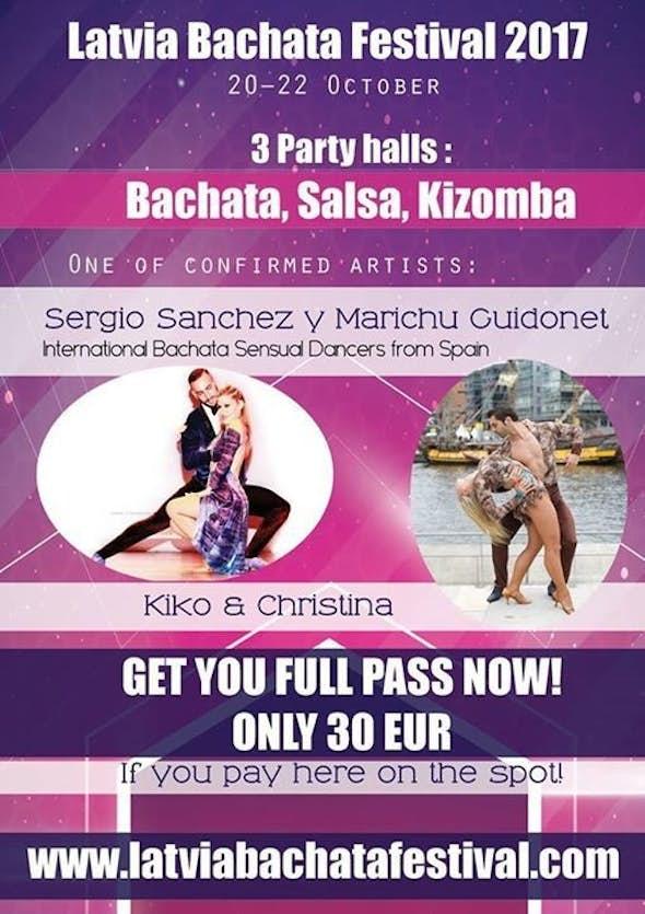 Latvia Bachata Festival 2017