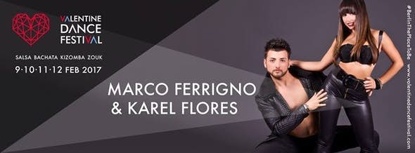 Performance Bootcamp 2017 with Karel Flores & Marco Ferrigno