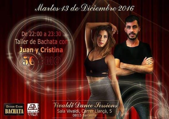 Intensivo de Bachata Sensual by Juan & Cristina