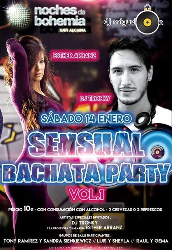 Sensual Bachata Party Vol.1