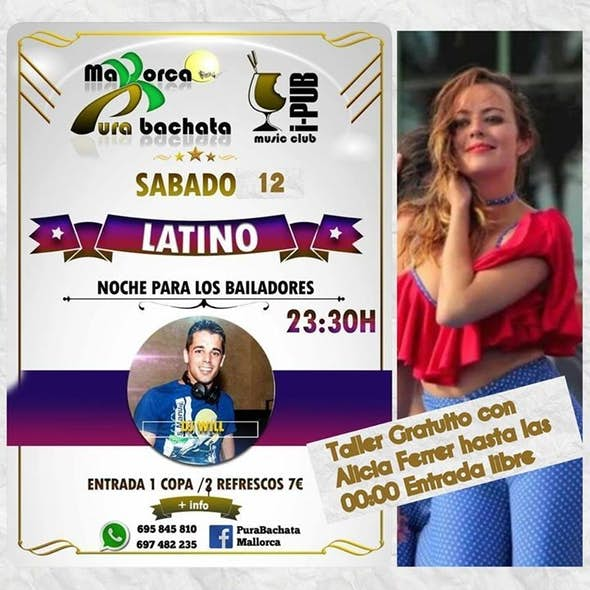 Sabado Latino Con DJ WILL Y Ali Ferrer
