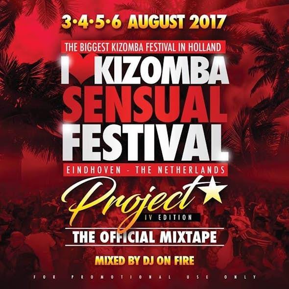 "Noite de Kizomba ""The Release Party of the Ilksf'17 Mixtape"""