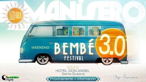 Bembé Festival 3.0 2017 (3ª Edición)