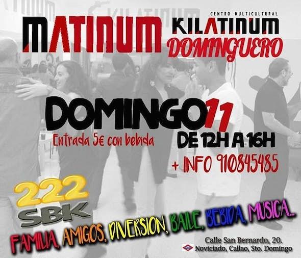 Matinum Dominguero