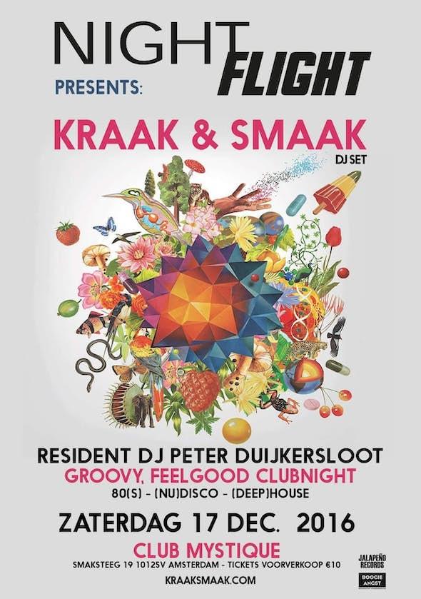 NightFlight edition Kraak & Smaak