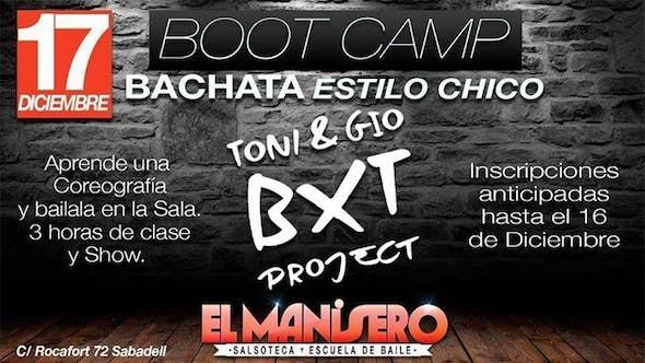 Boot Camp Estilo Chico