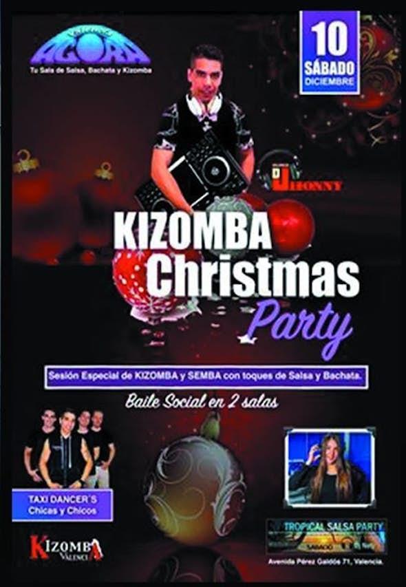 AGORA Kizomba Christmas PARTY